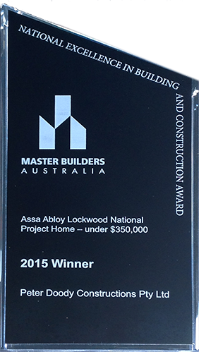 Assa abloy national project home